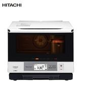 【日立家電】 過熱水蒸氣烘烤微波爐 MRONBK5000T 日本原裝 可製作麵包