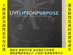 二手書博民逛書店Live罕見Life on Purpose: Claude Hi