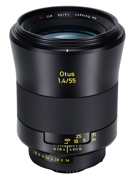 6期零利率 Zeiss 蔡司 Otus (Apo Distagon) 1.4/55 ZF.2 鏡頭 For Nikon 公司貨