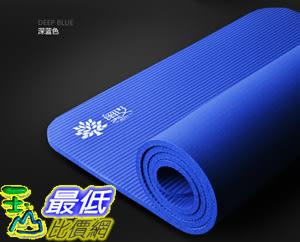 [大陸直寄] 奧義 男士加寬加長加厚10mm 瑜伽墊初學者 運動瑜珈墊 防滑健身墊子