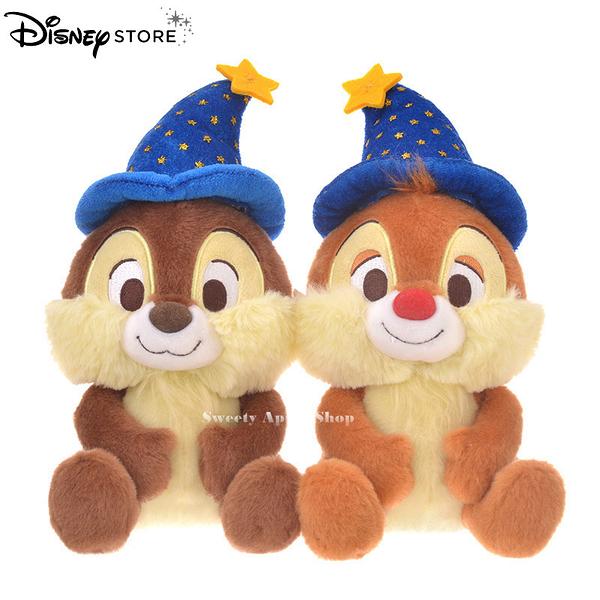 日本限定 DISNEY STORE 迪士尼商店 D23 Expo Japan 奇奇蒂蒂 玩偶對組 (S)