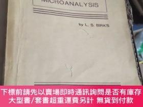 二手書博民逛書店Electron罕見Probe Microanalysis電子探針微量分析Y107628 L. S. Birk