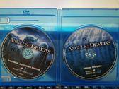 挖寶二手片-Q03-355-正版BD【天使與魔鬼 雙碟】-藍光電影(直購價)沒有海報