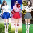 學生成人學院風運動會服裝女套裝啦啦隊舞蹈服啦啦操現代韓版演出【蘇迪蔓】