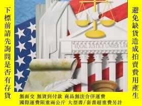 二手書博民逛書店outline罕見of the U.S.legal system