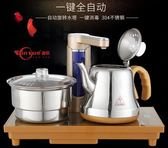 110v電茶壺加拿大臺灣小家電熱水壺電茶爐電磁爐煮泡茶壺