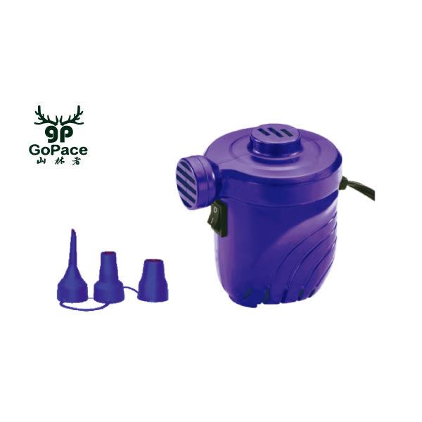 [GoPace] 露營達人 小鋼炮電動充氣幫浦 (GP-17662)