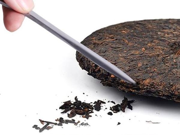 KI004 不銹鋼茶刀 普洱茶刀 撥茶刀 拆茶刀 茶餅黑茶分解配件茶 行家必備 泡茶好幫手 茶道