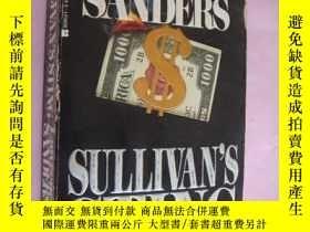 二手書博民逛書店Sullivan s罕見Sting 三面刷黃Y146810 La