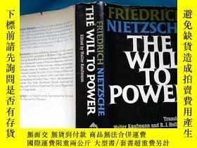 二手書博民逛書店The罕見Will to Power (by Friedrich