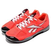 Reebok 訓練鞋 R CrossFit Nano 2.0 橘 白 健身專用 運動鞋 男鞋【ACS】 J90890