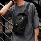 新品胸包男街頭潮流單肩包ins超火小背包韓版潮流運動個性斜背包 黛尼時尚精品