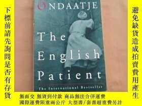 二手書博民逛書店The罕見English Patient (英文原版)Y1102