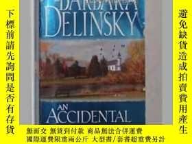 二手書博民逛書店《罕見An Accidental Woman 》Barbara
