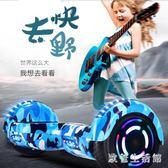 平衡車電動智慧雙輪兒童成人兩輪平行車學生扭扭代步體感車 KB7068 【歐爸生活館】