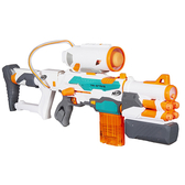 《 NERF 樂活打擊 》自由模組 - 三重火力迅擊╭★ JOYBUS玩具百貨