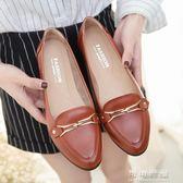秋季媽媽鞋單鞋防滑軟底坡跟中老年人皮鞋休閒工作鞋女鞋 可可鞋櫃