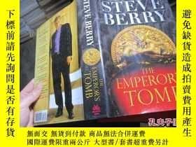 二手書博民逛書店the罕見emperor s tomb 精 211819636