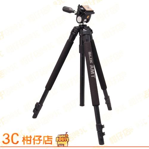 日本 SLIK PRO 330EZ 腳架 鋁鎂鈦合金腳架 相機腳架 附背袋 快拆
