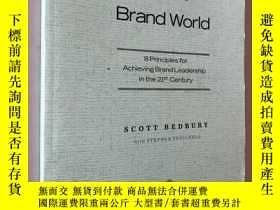二手書博民逛書店A罕見NEW Brand WorldY5919 Scott Bedbury and Penguin Books