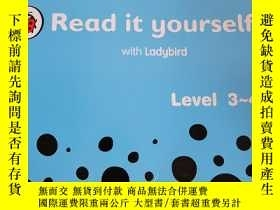二手書博民逛書店Read罕見it yourself with ladybird Level 3-4 詳情看圖Y227550