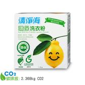 清淨海 環保洗衣粉(檸檬) 1.5kgx六入