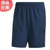 【現貨】Adidas AEROREADY 男裝 短褲 休閒 訓練 吸濕排汗 藍【運動世界】GT8162