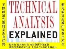 二手書博民逛書店Technical罕見Analysis Explained, Fifth Edition: The Success