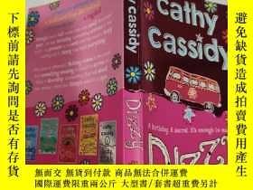 二手書博民逛書店cathy罕見Cassidy dizzy 凱茜卡西迪頭暈Y200392