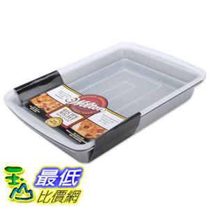 [106美國直購] Wilton 2105-962 烤盤 附蓋子 適二次發酵 Recipe Right 9x13吋 Oblong Pan with Cover