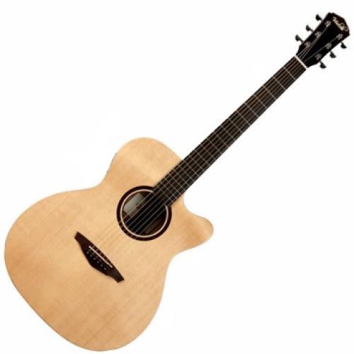 【金聲樂器】VEELAH V1OMC/V1-OMC 雲杉面單 側背桃花心木 民謠吉他 木吉他