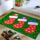 【范登伯格進口地毯】尼羅河聖誕襪踏墊-44x70cm