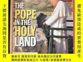 二手書博民逛書店time罕見雜誌 時代 英文原版 2000.3 the pope in the holy land 教皇在聖地
