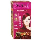 SOFEI 舒妃 草本護髮 染髮霜(木槿)-5.6 木槿紅棕