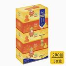【春風】盒裝面紙(200抽*5盒*10串/箱)