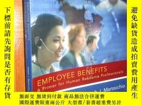 二手書博民逛書店EMPLOYEE罕見BENEFITS:A Primer for Human Resource Profession