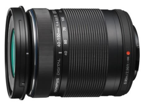 OLYMPUS M.ZUIKO DIGITAL ED 40-150mm f4.0–5.6 R 公司貨