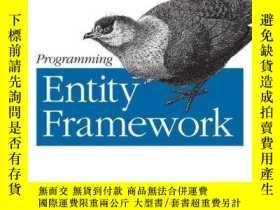 二手書博民逛書店Programming罕見Entity FrameworkY256260 Julia Lerman O rei