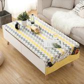 原創茶幾桌布棉麻小清新現代簡約桌墊北歐電視櫃蓋布美式餐桌布 樂活生活館