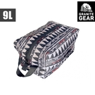 Granite Gear 1000262 70D ZippSack 輕量拉鍊式立體收納袋 (9L) / 城市綠洲