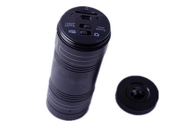 運動相機 F9高清1080P攝像機摩托車自行車戶外騎行頭盔記錄儀防水運動相機 JD 交換禮物