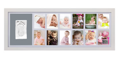 Adora珍愛回憶系列 零歲寶寶成長記錄相框(豪華壁掛型)