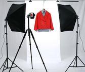 led小型攝影棚攝影燈套裝拍攝補光燈柔光燈箱器材道具拍照燈igo    琉璃美衣