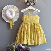 女童連衣裙1公主夏裝2兒童裝3寶寶夏天裙子4歲小女孩5背心裙6碎花