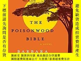 二手書博民逛書店The罕見Poisonwood Bible: A Novel 原