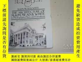 二手書博民逛書店The罕見Architecture Of Mckim, Mead