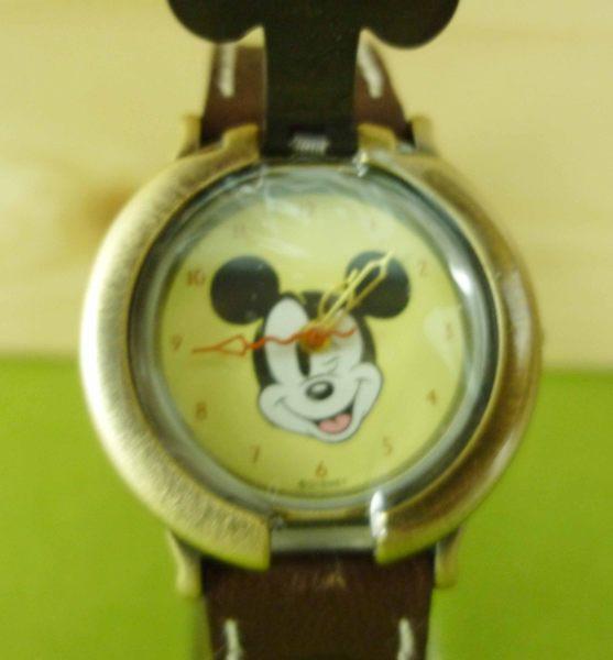 【震撼精品百貨】米奇/米妮_Micky Mouse~手錶-銅蓋