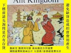 二手書博民逛書店visit罕見to the great ant kingdom(