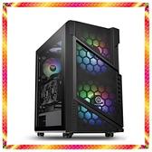 歐西里斯 RGB玻璃透側 11代 i7-11700K 水冷 GT1030 主機