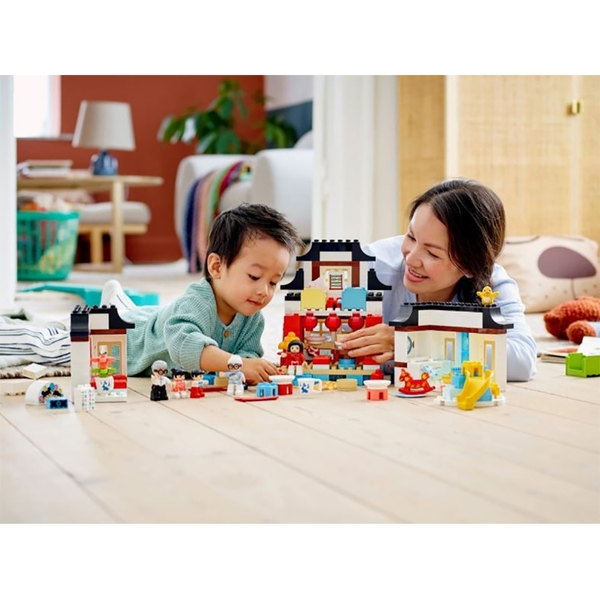 樂高積木 LEGO《 LT10943》Duplo 得寶系列 - 快樂童年 / JOYBUS玩具百貨